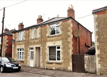 Thumbnail 3 bed semi-detached house for sale in Parkfields, Chippenham