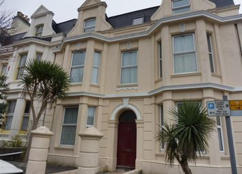 Thumbnail 1 bed flat to rent in Kingsley Road, Mutley, Plymouth