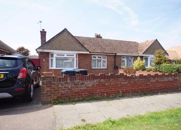 Thumbnail 3 bedroom bungalow to rent in Millmead Gardens, Margate
