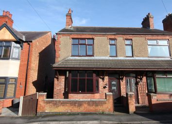 Thumbnail 4 bed semi-detached house for sale in New Street, Earl Shilton, Leicester