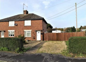 Thumbnail 3 bed semi-detached house for sale in Battlefields Lane South, Holbeach, Spalding