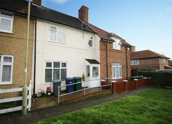 Thumbnail 2 bed terraced house for sale in Kirton Walk, Burnt Oak, Middlesex