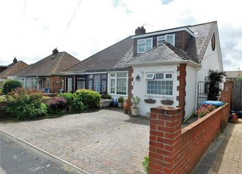 Thumbnail 4 bed semi-detached bungalow to rent in Benham Grove, Portchester, Fareham