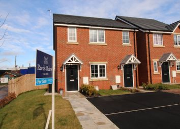 Thumbnail 1 bed flat for sale in Westheath Close, Congleton, Cheshire