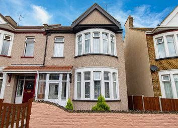 Thumbnail 3 bed semi-detached house for sale in Oakhurst Road, Southend-On-Sea