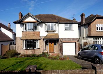 Thumbnail 5 bed detached house for sale in Highfield Drive, Bromley