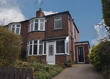 Thumbnail 3 bed semi-detached house for sale in Springwood Lane, High Green, Sheffield