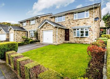 Thumbnail 4 bed detached house for sale in Beechwood Grove, Fixby, Huddersfield