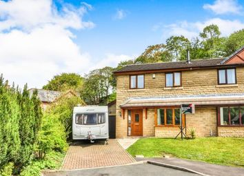 Thumbnail 3 bed semi-detached house for sale in Foxfield Drive, Whitewell Bottom, Rossendale, Lancashire