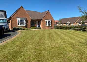 Thumbnail 3 bed bungalow for sale in Forest House Lane, Leicester Forest East, Leicester