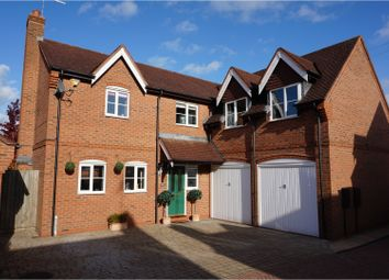 Thumbnail 4 bed detached house for sale in Brookfield Court, Haughton, Stafford