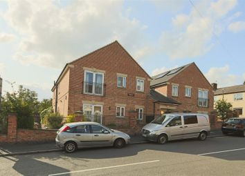 Thumbnail 2 bed flat to rent in Heanor Road, Codnor, Ripley, Derbyshire