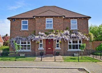 Thumbnail 5 bed detached house for sale in Townsend Square, Kings Hill, West Malling, Kent