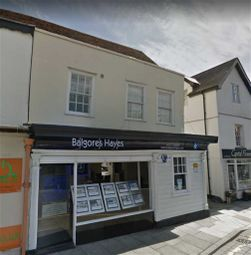 Thumbnail Retail premises for sale in High Street, Ongar, Essex