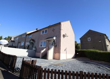 Thumbnail 2 bed end terrace house for sale in Thomson Drive, Airdrie