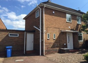 Thumbnail 3 bed semi-detached house to rent in Grindlow Road, Chaddesden, Derby
