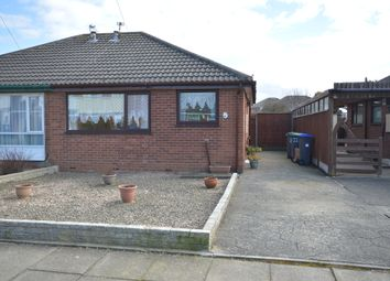Thumbnail 2 bed semi-detached bungalow for sale in Wasdale Road, Blackpool