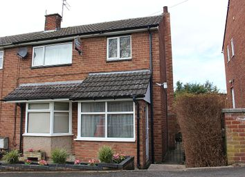 Thumbnail 3 bed semi-detached house for sale in Leigh Crescent, Long Itchington, Southam, Warwickshire
