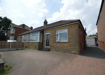 Thumbnail 2 bed semi-detached bungalow for sale in Leeds Road, Dewsbury, West Yorkshire