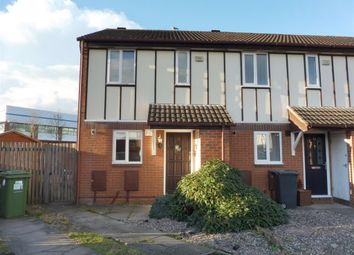 Thumbnail 2 bed end terrace house to rent in Bonniksen Close, Leamington Spa
