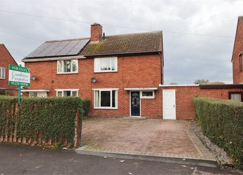 Thumbnail 2 bed semi-detached house for sale in Edgehill Road, Harraby, Carlisle, Cumbria