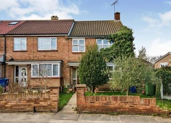 Thumbnail 3 bed end terrace house for sale in Grays, Thurrock, Essex