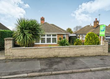 Thumbnail 2 bed detached bungalow for sale in Budby Avenue, Mansfield