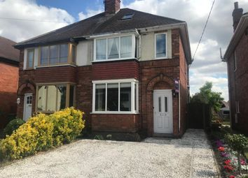 Thumbnail 2 bedroom semi-detached house for sale in Ashby Road, Newbold Coleorton