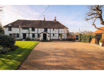 Thumbnail 4 bed property for sale in Eversley Cross, Hook