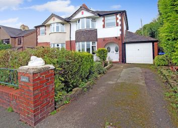 3 bed semi-detached house for sale in Clewlows Bank, Stockton Brook, Stoke-On-Trent ST9