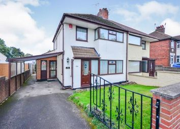Thumbnail 3 bed semi-detached house for sale in Mansfield Road, Sutton-In-Ashfield, Nottinghamshire