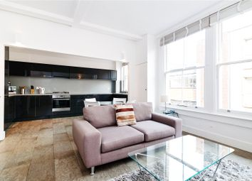 Thumbnail 3 bed flat to rent in Great Sutton Street, London
