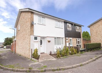 Thumbnail 3 bed semi-detached house for sale in Cervia Way, Gravesend, Kent