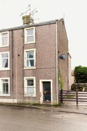 Thumbnail 3 bedroom end terrace house for sale in West Lane, Flimby, Maryport