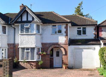 Thumbnail 5 bed semi-detached house for sale in Farley Road, Selsdon, South Croydon