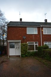 Thumbnail 2 bed end terrace house to rent in Penn Road, Stevenage