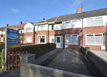 Thumbnail 2 bedroom terraced house to rent in Wold Road, Hull