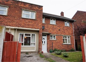 Thumbnail 3 bed terraced house for sale in Wyndham Gardens, Wrexham
