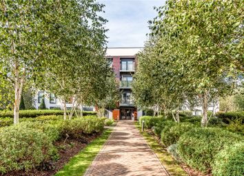 Thumbnail 1 bed flat for sale in Henry Court, Unwin Way, Stanmore, Middlesex