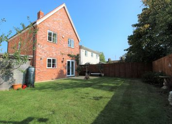 Thumbnail 3 bed detached house for sale in Clarke Drive, Framlingham, Woodbridge