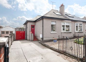 Thumbnail 2 bedroom semi-detached bungalow for sale in Priestfield Crescent, Edinburgh