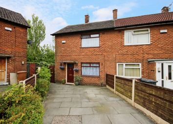 Thumbnail 2 bed terraced house for sale in Spa Crescent, Little Hulton, Manchester