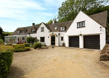 Thumbnail 4 bed detached house for sale in Slad, Stroud, Gloucestershire