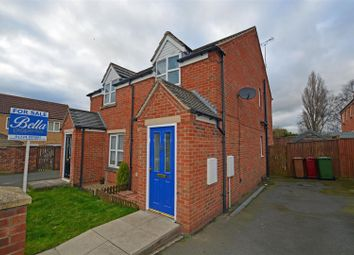 Thumbnail 2 bed semi-detached house for sale in Dean Road, Scunthorpe