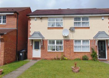 Thumbnail 2 bed terraced house to rent in Marshbrook Road, Erdington, Birmingham