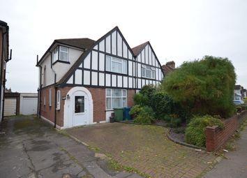 Thumbnail 3 bed semi-detached house for sale in Locket Road, Harrow Weald