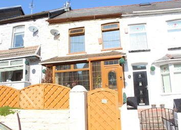 Thumbnail 3 bed terraced house for sale in Thomas Street -, Tonypandy