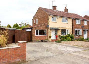 Thumbnail 4 bedroom semi-detached house for sale in Chaloners Road, York