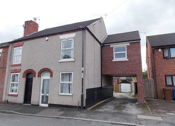 Thumbnail 4 bed terraced house for sale in Ash Street, Ilkeston