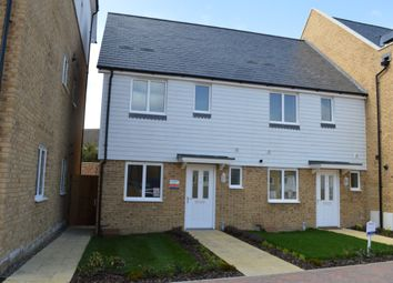 Thumbnail 2 bed detached house to rent in Invicta Close, Canterbury